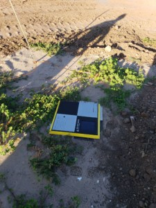 Irvine, CA: Onsite Testing of the New DJI Phantom 4-RTK